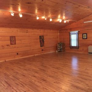 The Keene Valley studio expansion means there is more room for you on the heated yoga floor.