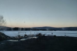 Winter in Schroon Lake